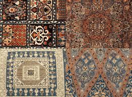 curvilinear geometric rugs