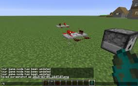 how to build flickering redstone signal minecraft