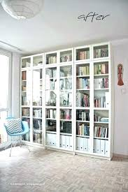 bookshelves with glass doors billy bookcase glass door with doors bookcases library living room and bookshelves with glass doors