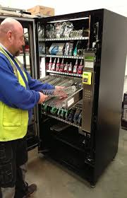 Vending Machines Leeds Inspiration Vending Taken To New Heights Bishopsgate Specialist Installations