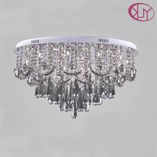 top luxury smoke grey crystal chandelier for living room dia80 regarding grey chandelier gallery