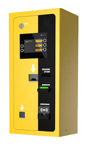 Automatic Ticket Vending Machine Project Mesmerizing Stationary Vending Machine Smart Point SVB Mikroelektronika Spol