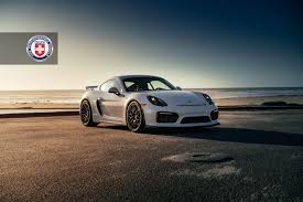 2018 porsche 718 cayman gt4.  porsche white porsche cayman gt4 poses with wicked hre wheels to 2018 porsche 718 cayman gt4