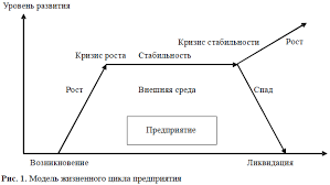 Менеджмент Свойства и жизненный цикл организаций Курсовая работа  Менеджмент Свойства и жизненный цикл организаций Курсовая работа Учил Нет