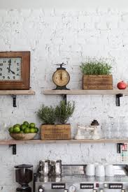 kitchen items store: display your treasured kitchen items on open industrial shelves friday favorites at wwwandersonandgrant