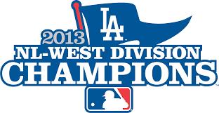 Los Angeles Dodgers Champion Logo - National League (NL) - Chris ...