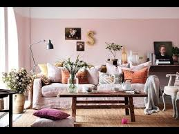 use pastel colors in living room design ideas