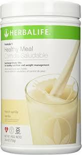 direct from usa herbalife formula 1 nutritional shake mix french vanilla 750