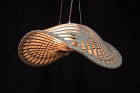 plywood lighting. David Trubridge Unveils New Lights Inspired By Deep Sea Creatures Plywood Lighting