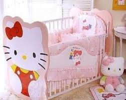 Pink Baby Bedroom Hello Kitty Baby Bedroom Pink Crib Adorable Hello Kitty Baby