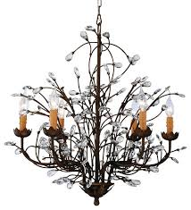 antique bronze crystal chandelier antique bronze 6 light crystal and iron chandelier antique bronze round crystal