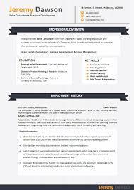 Resume Examples With Key Skills