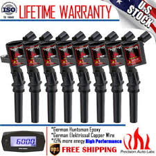 ignition coil pack 8pack ignition coil for ford f150 expedition 5 4l 6 8l dg508 2000 2001 2002
