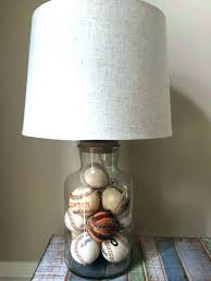 fillable glass lamp glass lamp base to fill ed glass table lamp base better homes