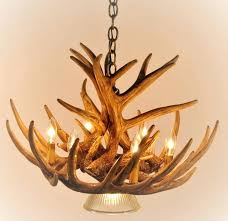 awesome deer horn chandelier and living excellent deer horn chandelier bay antler home depot moose how