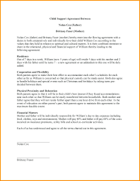 child visitation agreement form template reseller agreement template changing child custody in