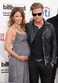 ryan tedder and wife. Fine And Fashionable The Coupled Appeared To Have Colourcoordinated In Grey And  Black Outfits With Ryan Tedder And Wife E