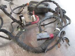 complete uncut engine wire wiring harness saab 9 3 93 03 04 05 06 complete uncut engine wire wiring harness saab 9 3 93 03 04 05 06 b207r 2 0l