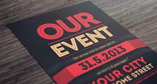 Art Event Flyer 10 Creative Event Flyer Ideas Spingo