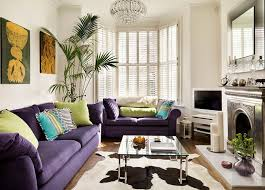 living room furniture decor. Purple Couch Living Room Beautiful How To Match A Sofa Your Décor Furniture Decor F