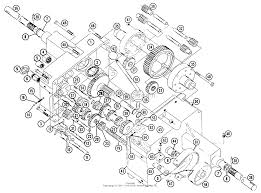 Transmission parts list wiring data
