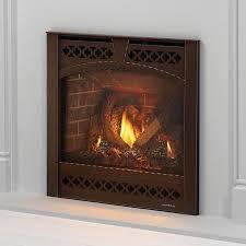 heat glo slimline 3x gas fireplace