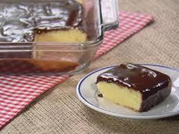 vanilla texas sheet cake texas sheet cake with chocolate ganache recipe trisha yearwood