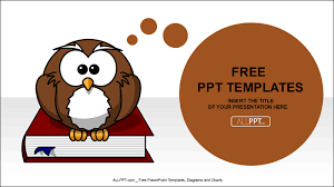 Children Ppt Templates 50 Free Cartoon Powerpoint Templates With Characters Illustrations