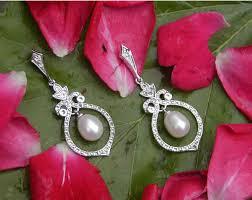 win a free pair of blue nile vintage pearl earrings