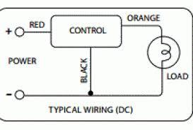 wiring diagram for metal halide ballast photocell solidfonts on photocell 120v wiring diagram h i d lighting start up cur inrush ecn electrical forums