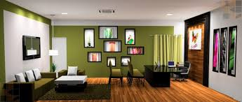 Office Interior design for Cooptex M.D's Cabin - Chennai