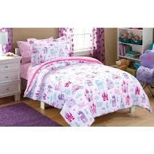 merry pink princess bedding full size disney sets charming comforter toddler cozy