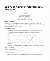 Ltc Administrator Sample Resume Simple Resume Samples For Healthcare Administrators New Medical