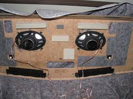 just finished installing amped 6x9s in the rear deck any car install 010 jpg