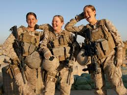Combat Corpsman The Rights Reaction To The Prospect Of Women In Combat Msnbc