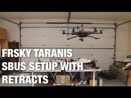 pixhawk interface taranis x9d x8r using sbus setting up retracts hexacopter and taranis x8r using sbus