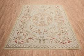 chinese aubusson needlepoint rug cau028403 cau028403a