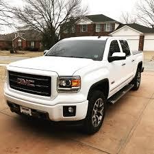 gmc trucks 2014 white. Exellent Trucks My U201cnewu201d 2014 GMC Sierra SLT All Terrain Crew Cab  And Gmc Trucks White E