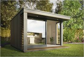 office in the garden. Mini Pod | Garden Office Image In The