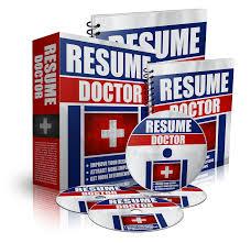 Resume Doctor Training Program Job Interview Tools