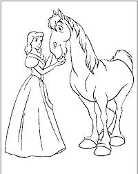 Cinderella Mice To Color Disney Princess