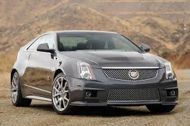 Review: 2011 Cadillac CTS-V Coupe (Autoblog)