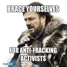 Do you love facebook memes? Well, the frackers have some dank ... via Relatably.com