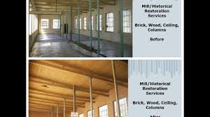 commercial buliding restoration a blasting specialist ri painting contractor