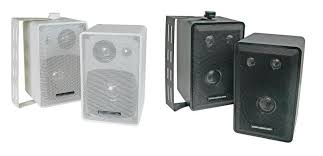 speakers outdoor. 3-way indoor/outdoor speakers image. outdoor r