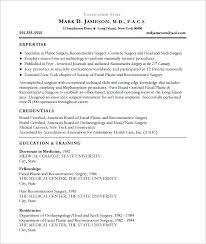Medical Template Free Word Resume Doctor By Image Cv