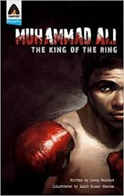 Amazon.com: Muhammad Ali: The King of the Ring: A Graphic Novel ...