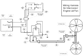 installing spal ic fan page 2 so i took the circuit diagram and modified it to create a practical wiring diagram if you click the image below you can get the full size pdf version of