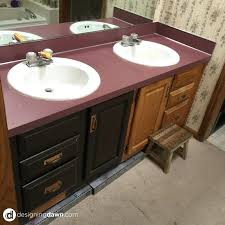 rustoleum bathroom countertop paint paint laminate