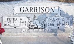 Petra M Pruen Garrison (1965-2003) - Find A Grave Memorial